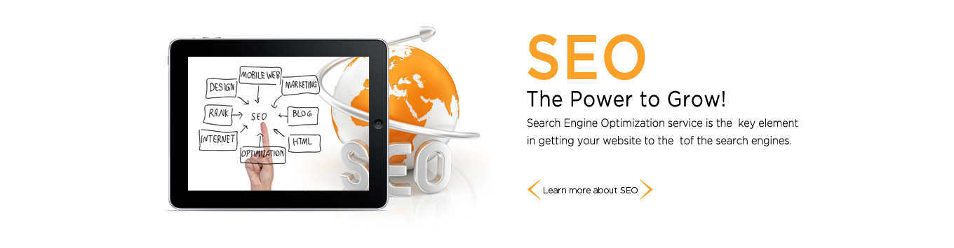 SEO - The Power to Grow!